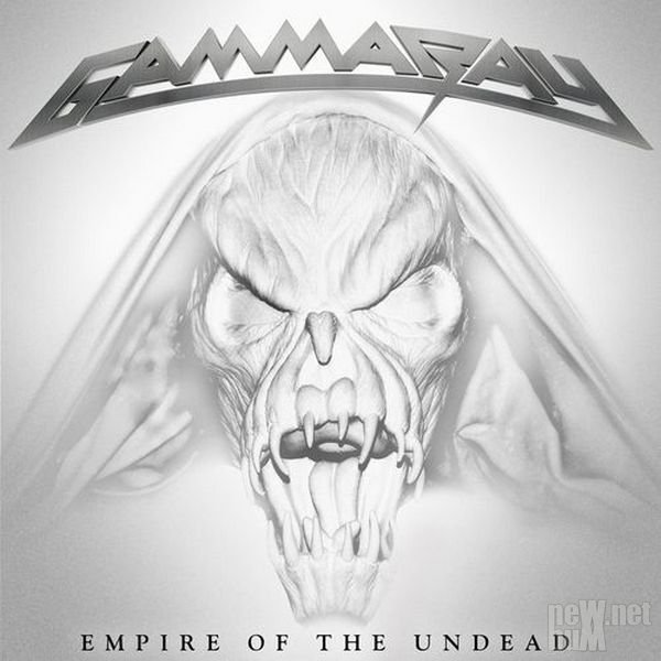Gamma Ray - Empire of the Undead [Limited Edition] (2014)