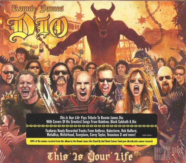 VA - Ronnie James Dio. This Is Your Life [Japanese Edition] (2014)