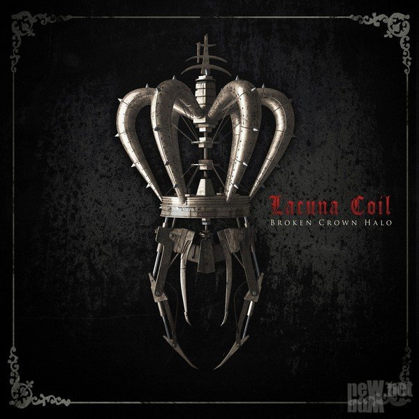 Lacuna Coil - Broken Crown Halo [Deluxe Limited Artbook Edition] (2014)