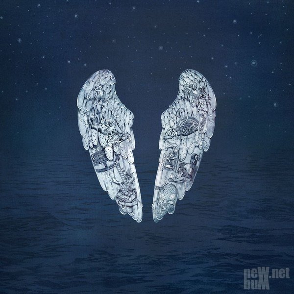 Coldplay - Ghost Stories [Target Exclusive] (2014)