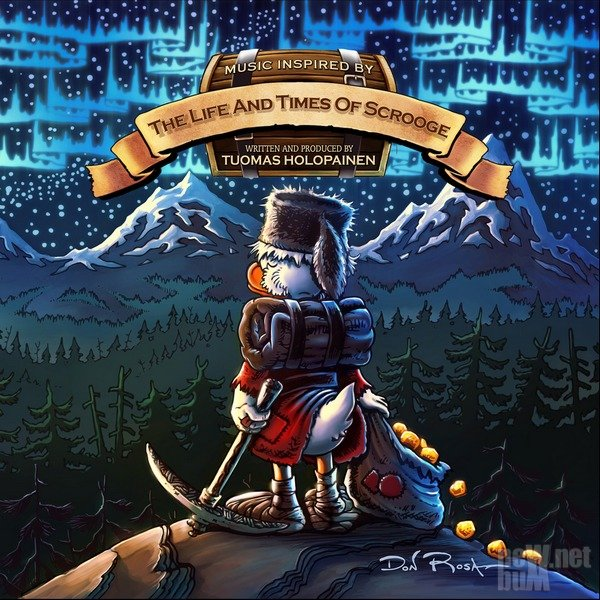 Tuomas Holopainen  - The Life And Times Of Scrooge [Limited Edition] (2014)