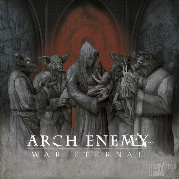 Arch Enemy - War Eternal [Deluxe Limited Edition] (2014)