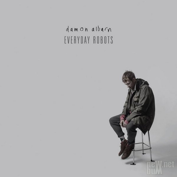 Damon Albarn - Everyday Robots [Deluxe Edition] (2014)