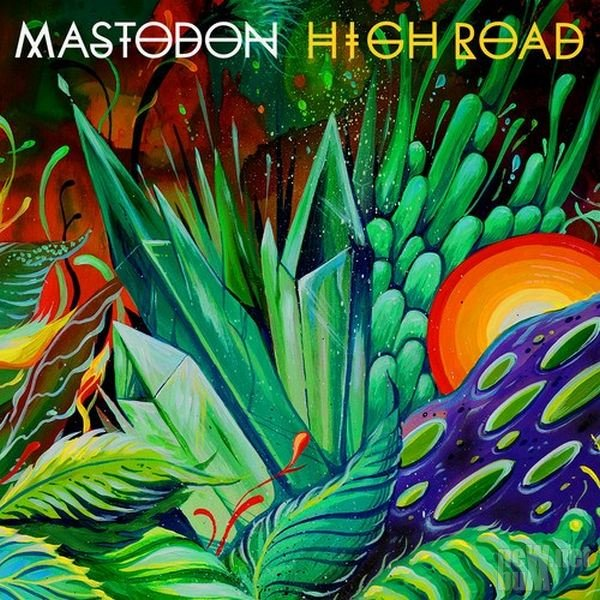 Mastodon - High Road [Single] (2014)