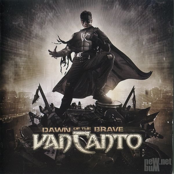Van Canto - Dawn of the Brave (2014)