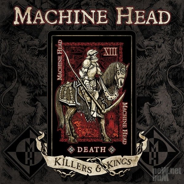 Machine Head - Killers & Kings [Single] (2014)