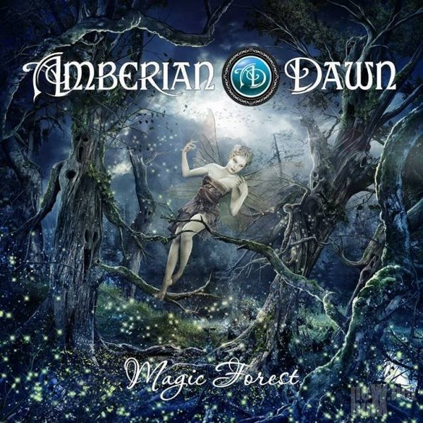 Amberian Dawn - Magic Forest [Japan Limited Edition] (2014)