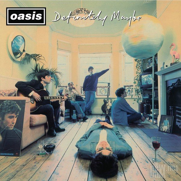 Oasis - Definitely Maybe. Remastered (2014)