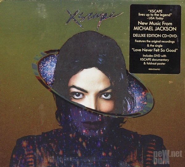 Michael Jackson - Xscape [Deluxe Edition] (2014)