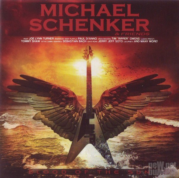 Michael Schenker & Friends - Blood Of The Sun (2014)