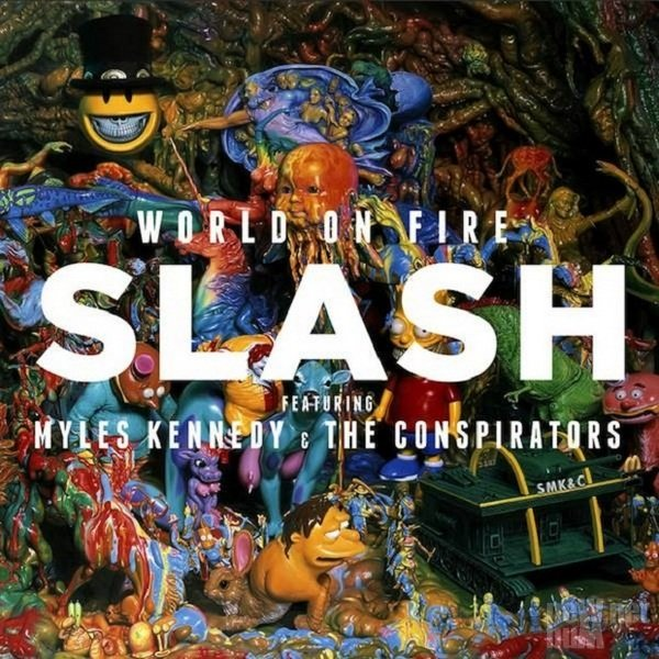 Slash - World On Fire (2014)