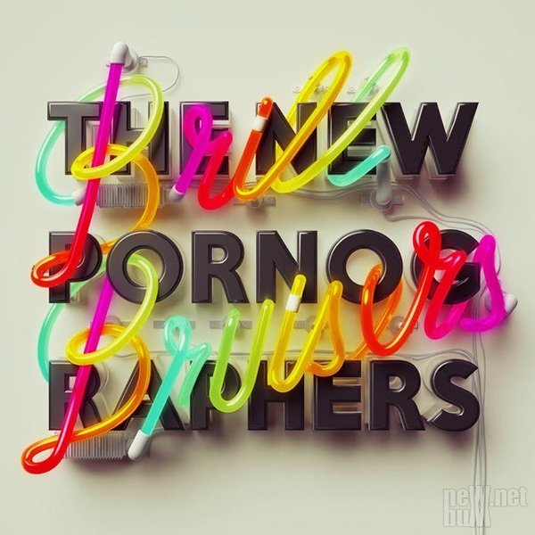 The New Pornographers - Brill Bruisers (2014)