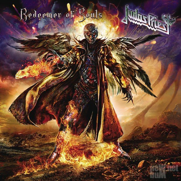 Judas Priest - Redeemer Of Souls [Deluxe Edition] (2014)