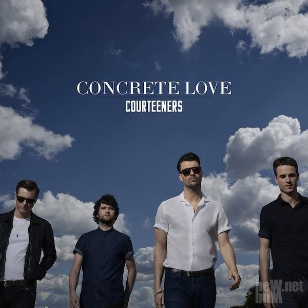 The Courteeners - Concrete Love [Deluxe Version] (2014)