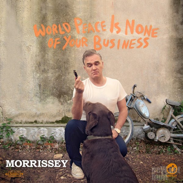 Morrissey - World Peace Is None of Your Business [Deluxe Edition] (2014)