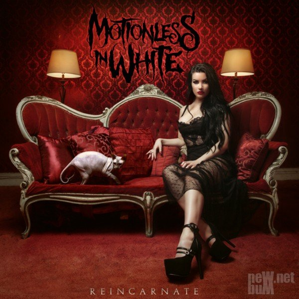 Motionless In White - Reincarnate [Deluxe Edition] (2014)