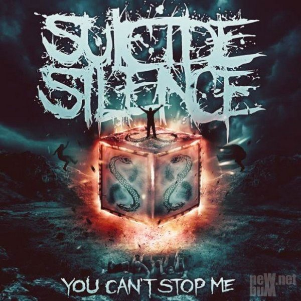 Suicide Silence - You Can't Stop Me [Special Edition] (2014)
