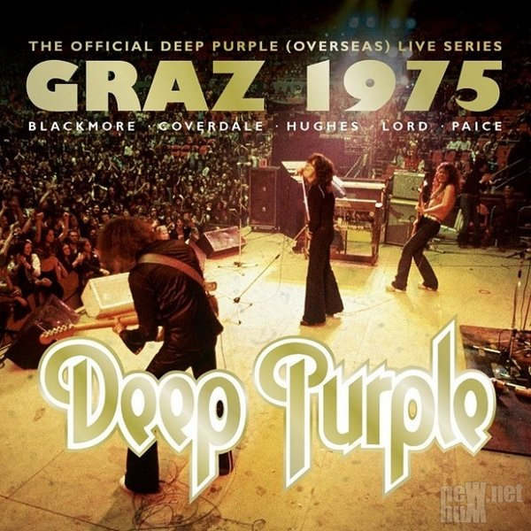 Deep Purple - Graz 1975 (2014)