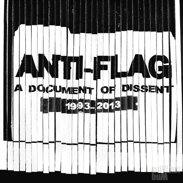 Anti-Flag - A Document of Dissent: 1993-2013 (2014)