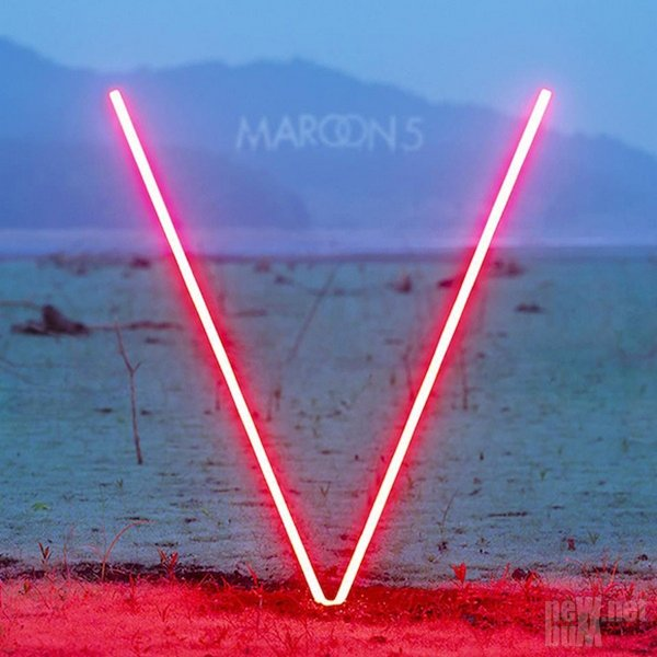 Maroon 5 - V [Deluxe Edition] (2014)