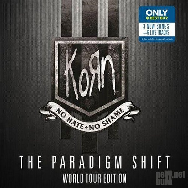 Korn - The Paradigm Shift [World Tour Edition] (2014)