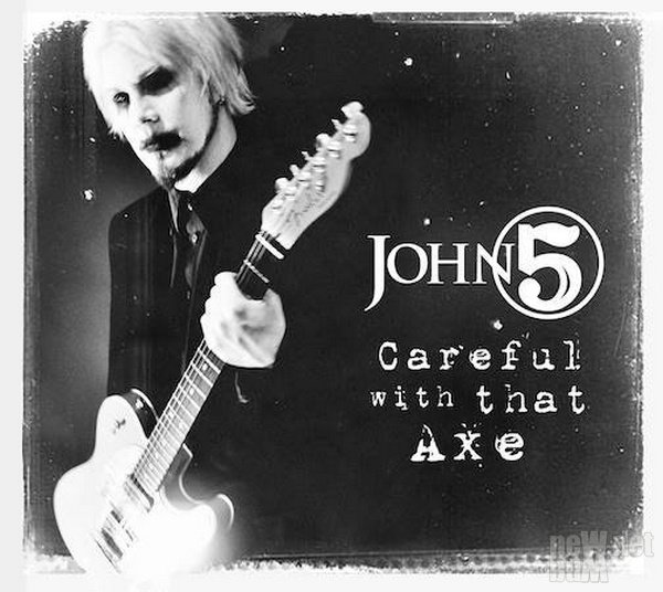 John 5 - Careful With That Axe (2014)