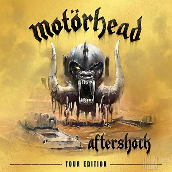 Motörhead - Aftershock [Tour Edition] (2014)
