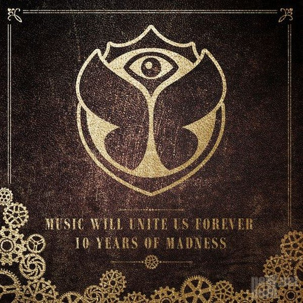 VA - Tomorrowland. Music Will Unite Us Forever (2014)