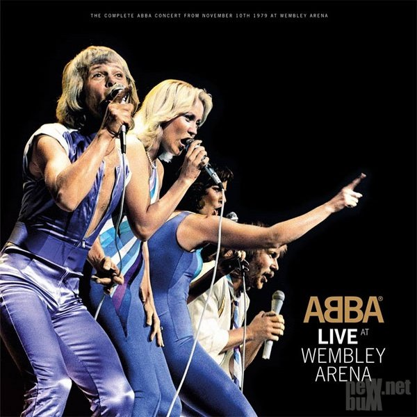 ABBA - Live At Wembley Arena 1979 (2014)