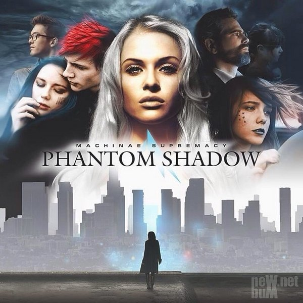 Machinae Supremacy - Phantom Shadow (2014)