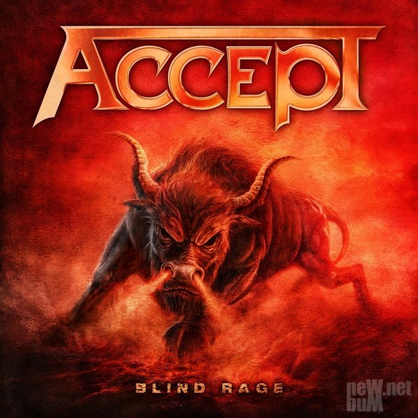 Accept - Blind Rage [Limited Edition] (2014)