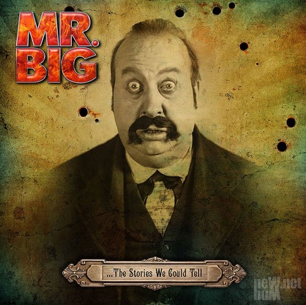 Mr. Big - ...The Stories We Could Tell (2014)
