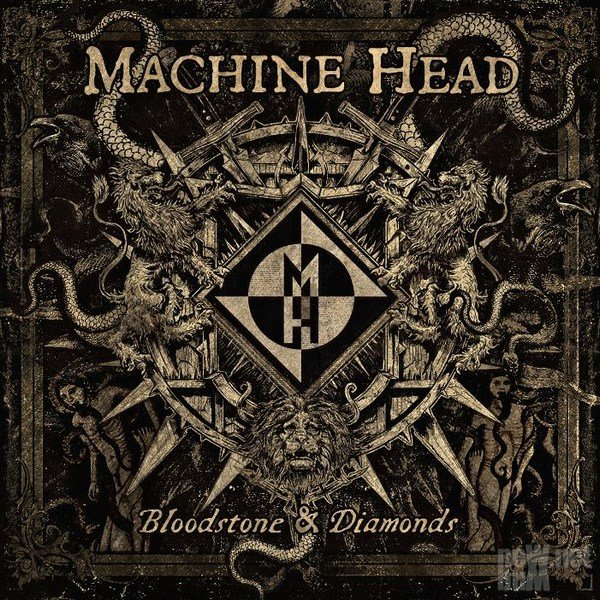 Machine Head - Bloodstone & Diamonds (2014)