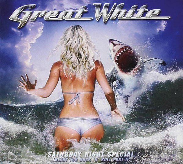 Great White - Saturday Night Special. Ready For Rock 'N' Roll Part II (20 ...