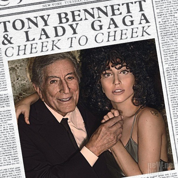 Lady Gaga & Tony Bennett - Cheek To Cheek (2014)