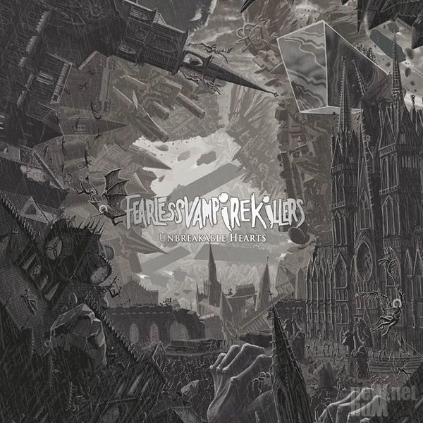 Fearless Vampire Killers - Unbreakable Hearts (2014)