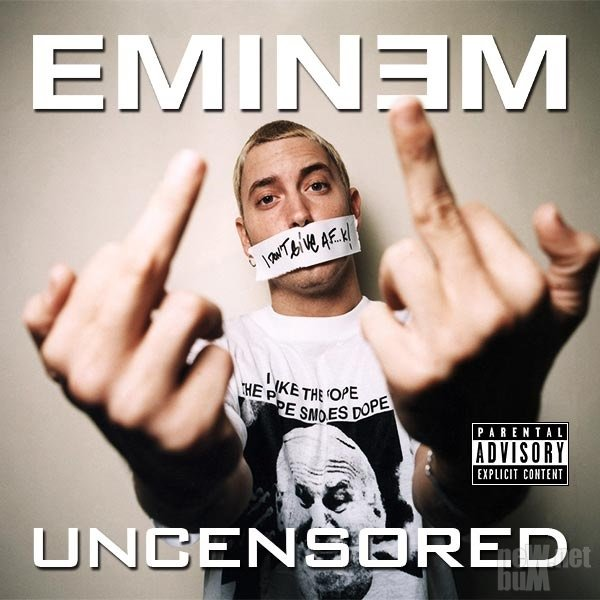 Eminem - Uncensored (2014)