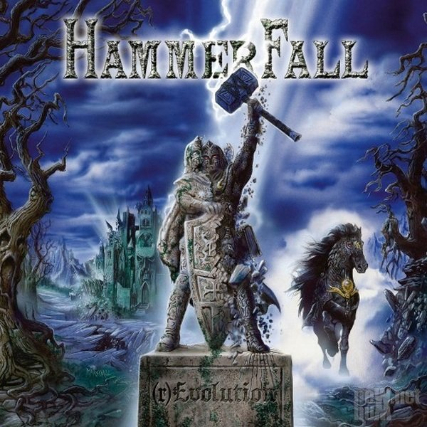 Hammerfall - (r)Evolution [Limited Edition] (2014)
