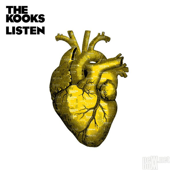 The Kooks - Listen [Japan Deluxe Edition] (2014)