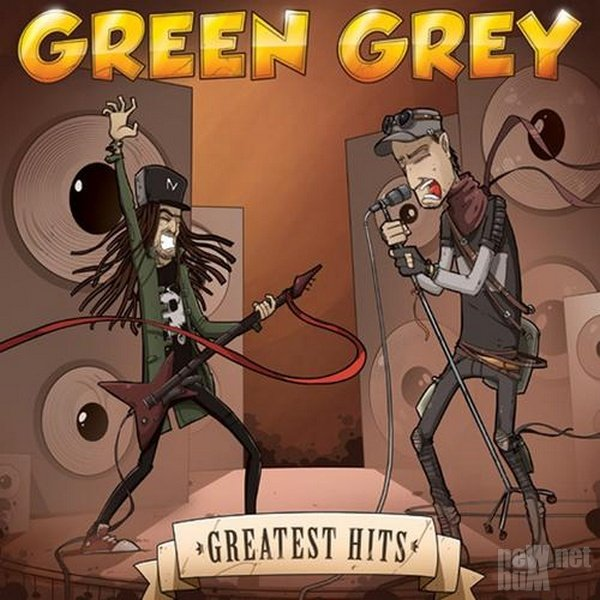 Green Grey - Greatest Hits (2014)