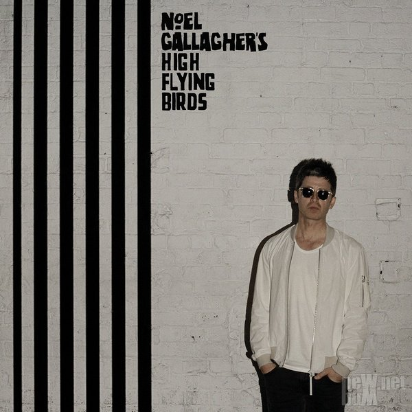 Noel Gallagher's High Flying Birds - Chasing Yesterday (2015)