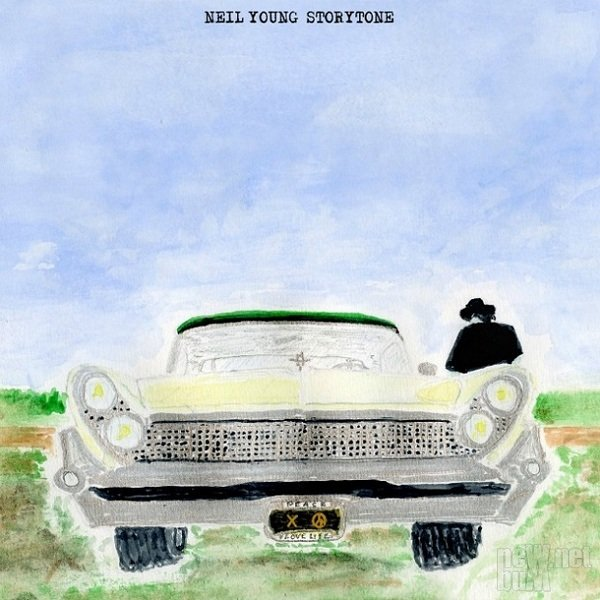Neil Young - Storytone (2014)
