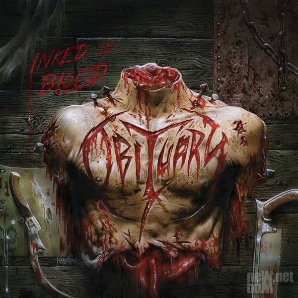 Obituary - Inked In Blood [Limited Edition] (2014)