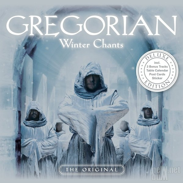 Gregorian - Winter Chants [Deluxe Edition] (2014)