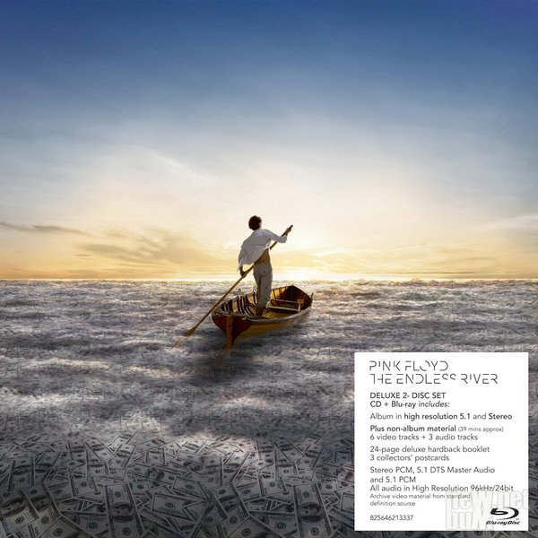 Pink Floyd - The Endless River [Deluxe Casebook Edition] (2014)