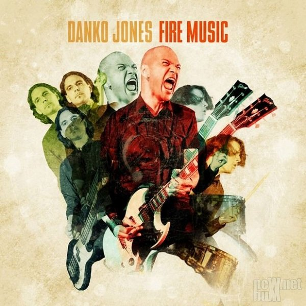 Danko Jones - Fire Music (2015)