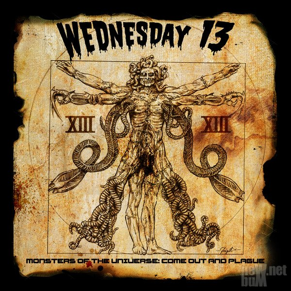 Wednesday 13 - Monsters of the Universe: Come out and Plague (2015)