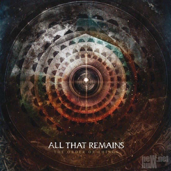 All That Remains - The Order of Things (2015)