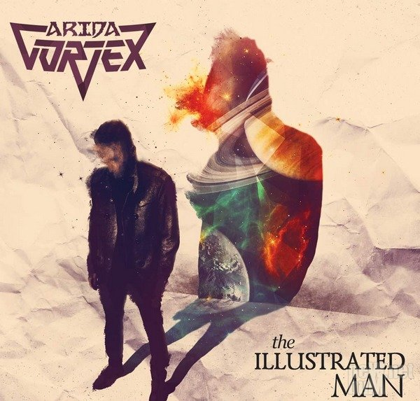 Arida Vortex - The Illustrated Man (2015)