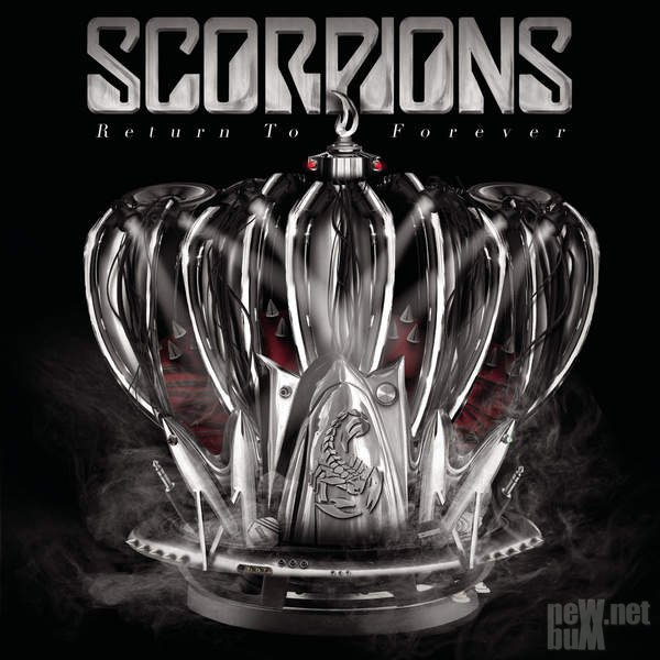 Scorpions - Return to Forever [Limited Deluxe Edition] (2015)